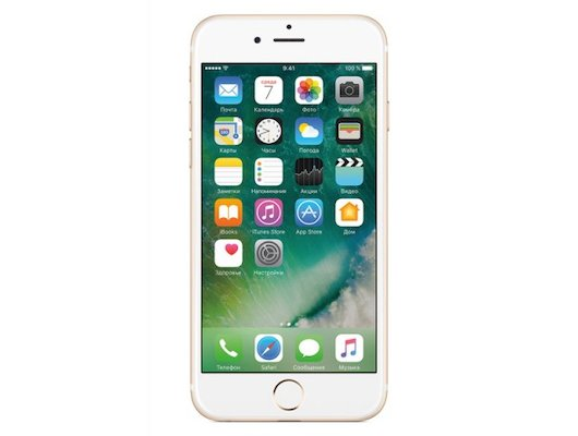 Смартфон Apple iPhone 6S 32GB Gold MN112RU/A
