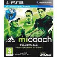 Фото Adidas miCoach (только для PS Move) PS3 английская версия
