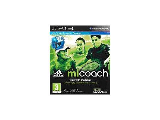 Adidas miCoach (только для PS Move) PS3 английская версия