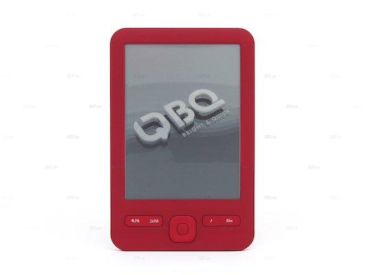 Электронные книги BQ-R002 Poem Dark Red