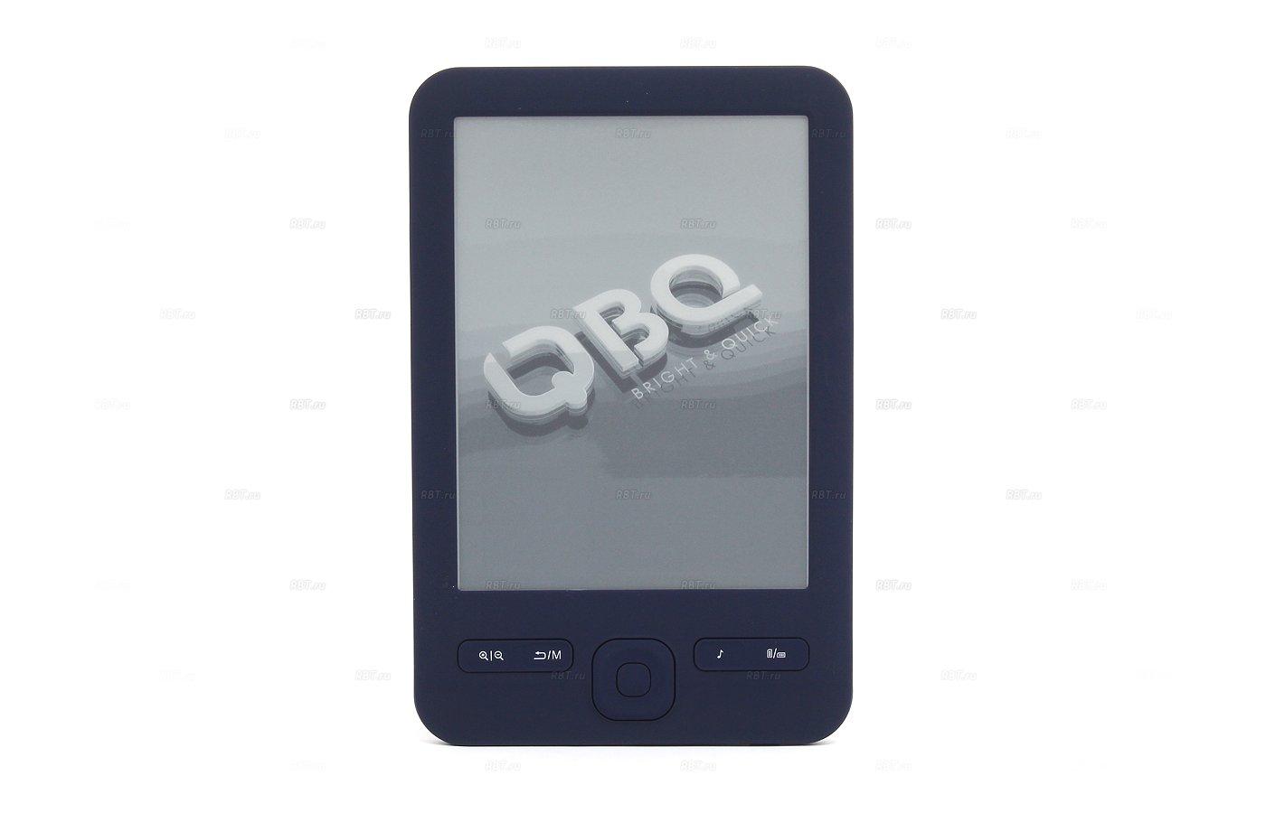 Электронные книги BQ-R002 Poem Dark Blue