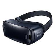 Очки виртуальной реальности Samsung New Gear VR (SM-R323NBKASER) blue black