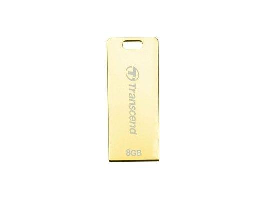 Флеш-диск USB 2.0 Transcend 8Gb T3G (TS8GJFT3G)