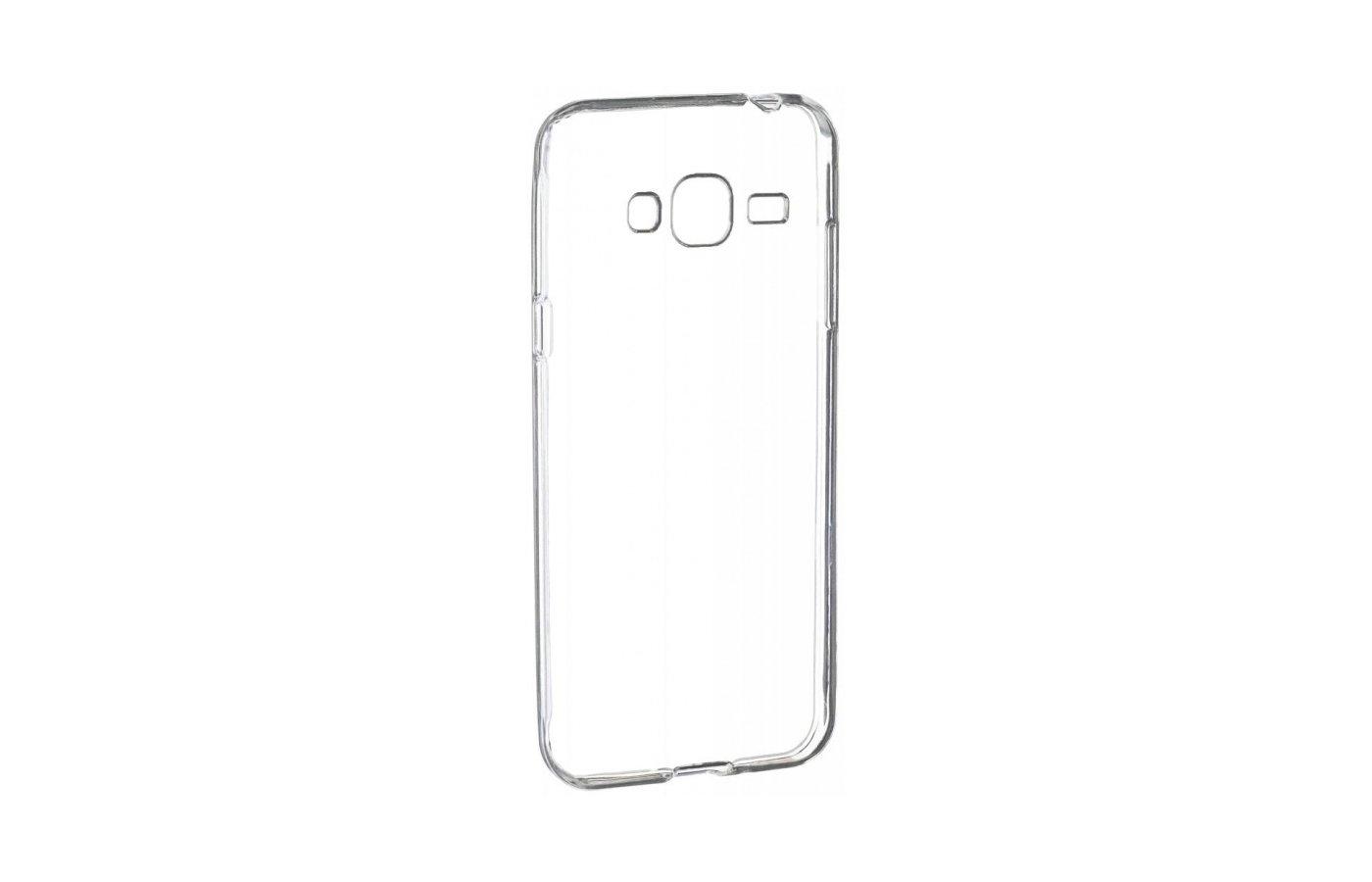 Чехол iBox Crystal для Samsung Galaxy J3 (2016) SM-J320 прозрачный