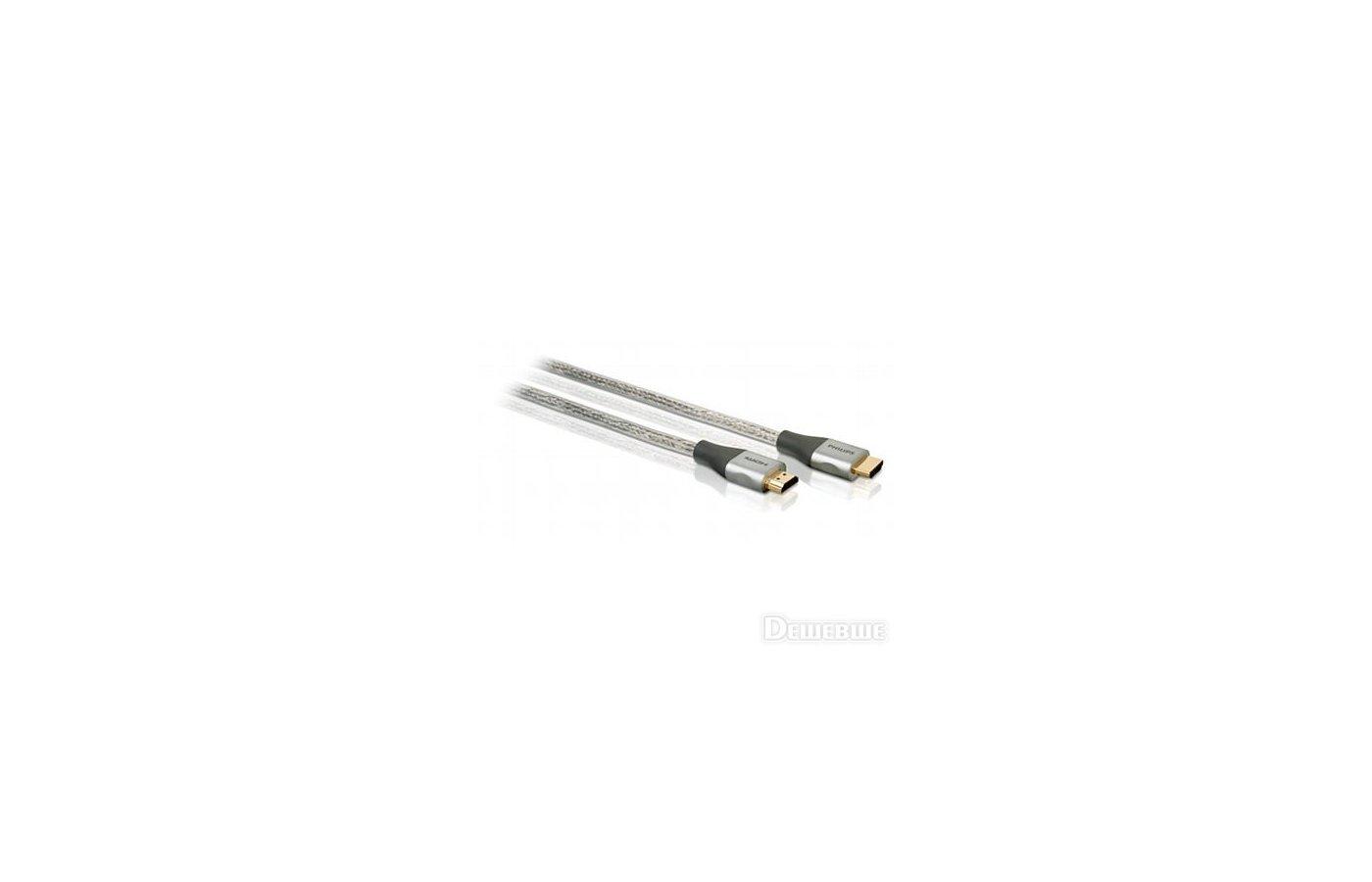 Кабель PHILIPS SWV3430S/10 HDMI 1m