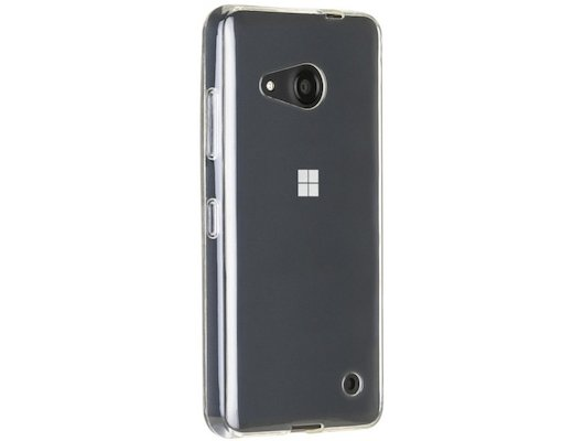 Чехол iBox Crystal для Microsoft Lumia 550 прозрачный
