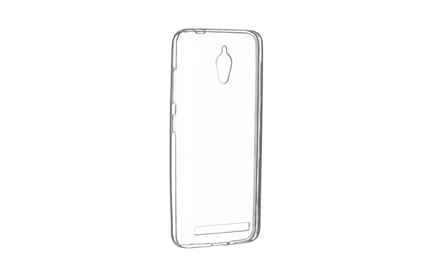 Чехол iBox Crystal для Asus ZenFone Go (ZC500TG) прозрачный
