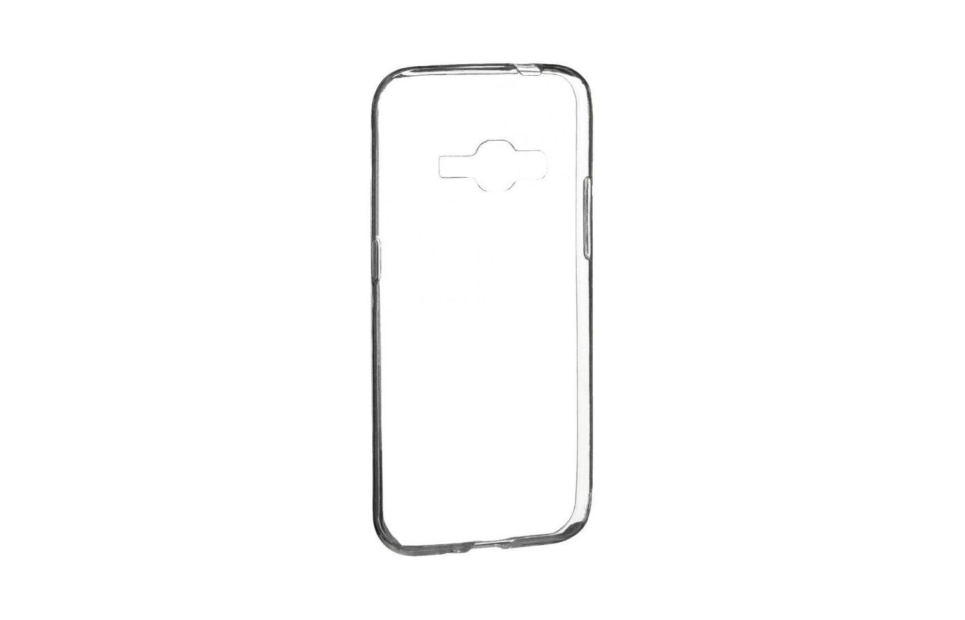 Чехол iBox Crystal для Samsung Galaxy J1 (2016) SM-J120 прозрачный