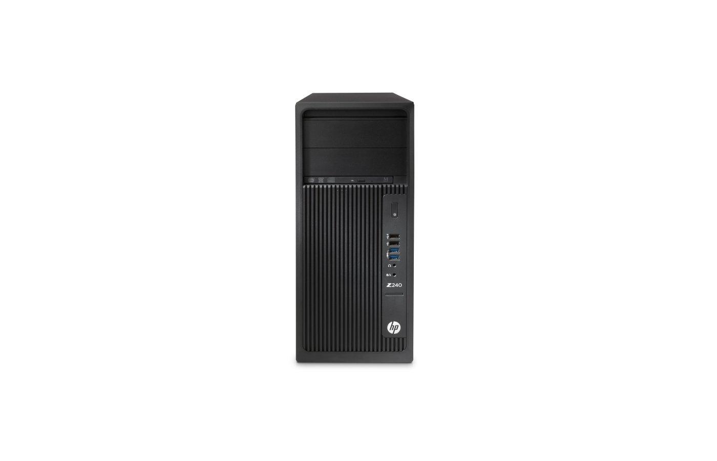 Системный блок HP Z240 /J9C06EA/