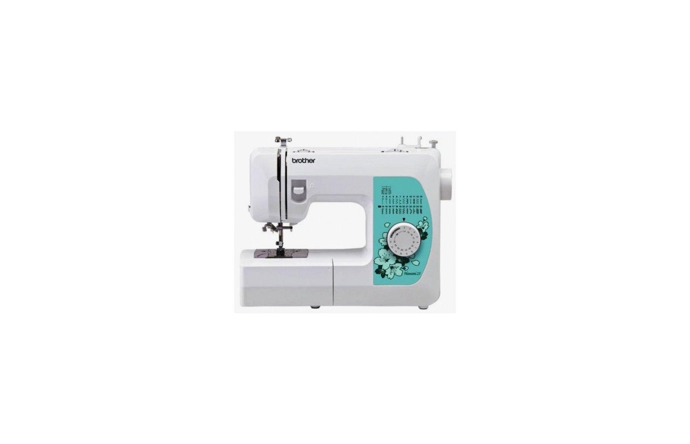 Швейная машина BROTHER Hanami 25