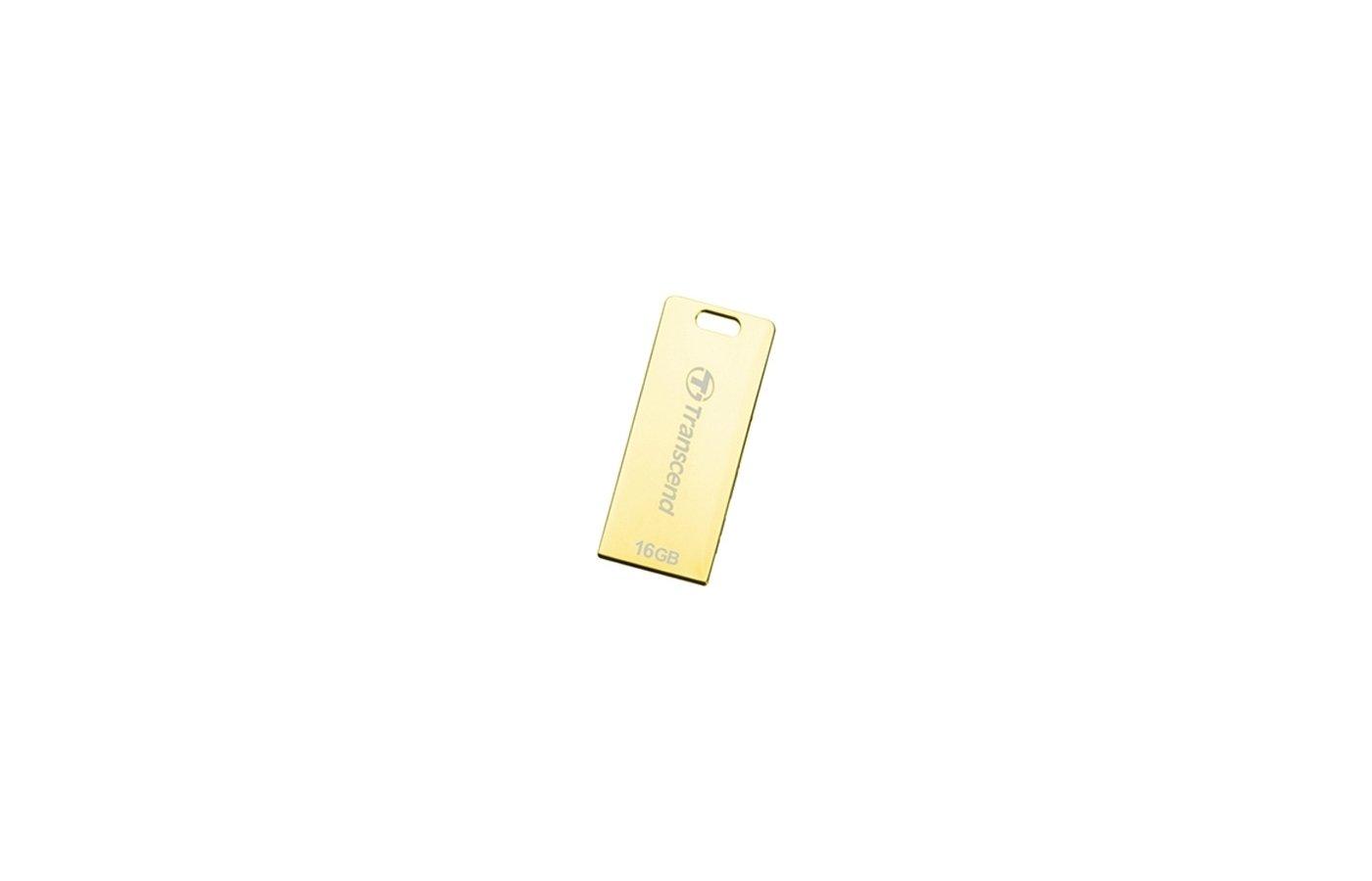 Флеш-диск USB 2.0 Transcend 16Gb T3G TS16GJFT3G