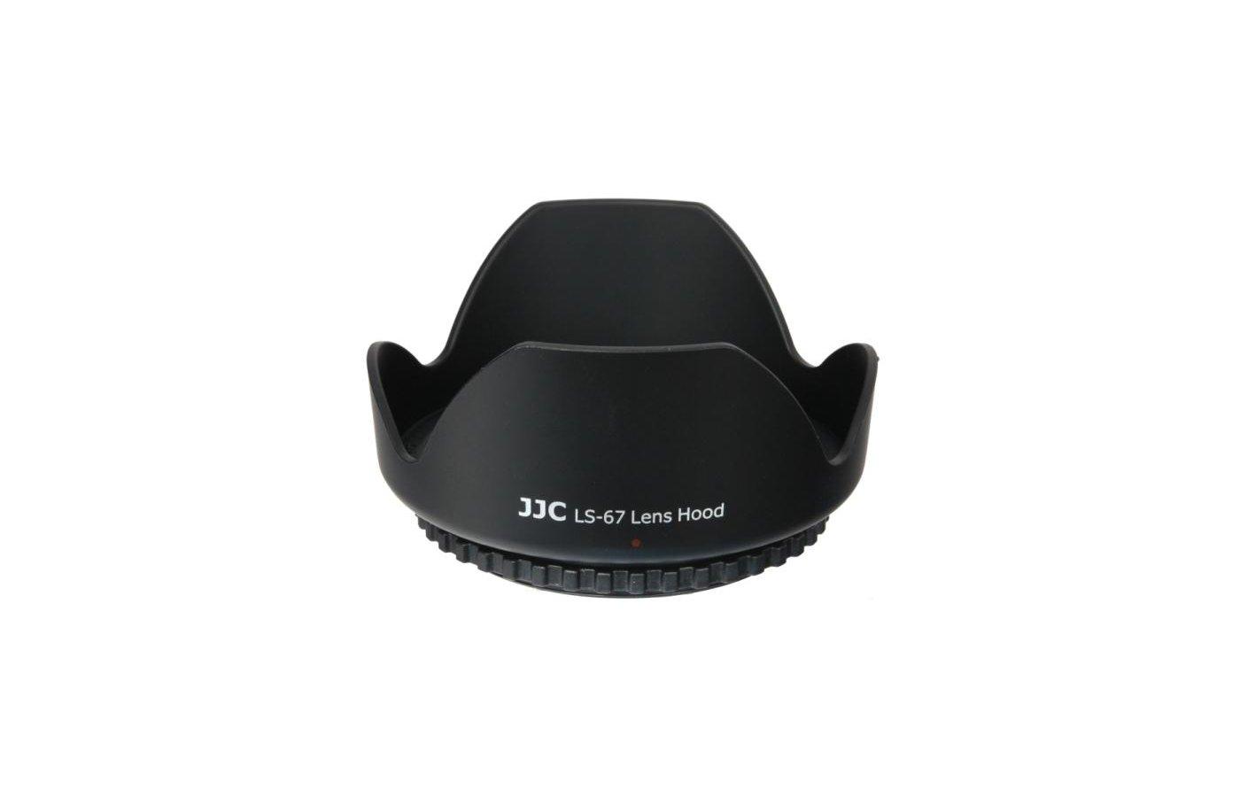 Бленда JJC LS-67 для объектива 67mm