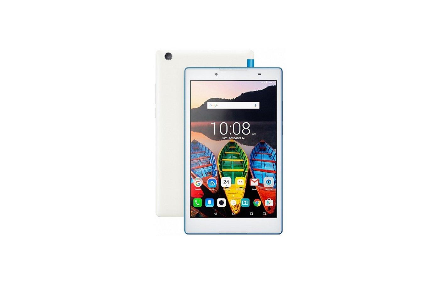 Планшет Lenovo Tab 3 TB3-850M (8.0) IPS 16Gb/3G/LTE/White /ZA180028RU/