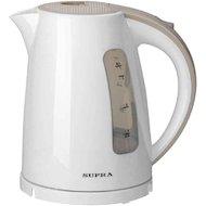 Чайник электрический  SUPRA KES-1726 white/beige