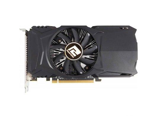 Видеокарта PowerColor PCI-E AXRX 460 2GBD5-DH/OC AMD Radeon RX 460 2048Mb 128bit Ret