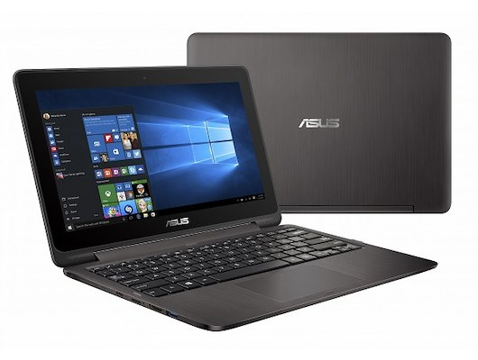 Нетбук ASUS TP201SA-FV0009T Transformer /90NL00C1-M01730/ intel N3060/2Gb/500Gb/11.6/Touch/WiFi/Win10