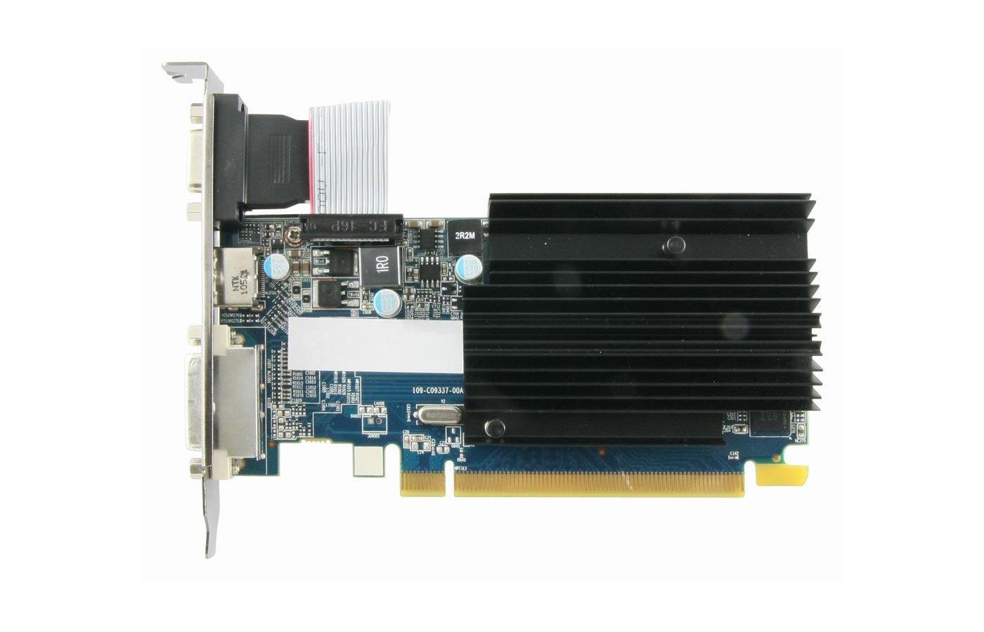 Видеокарта Sapphire PCI-E 11233-01-10G AMD Radeon R5 230 1024Mb 64bit oem