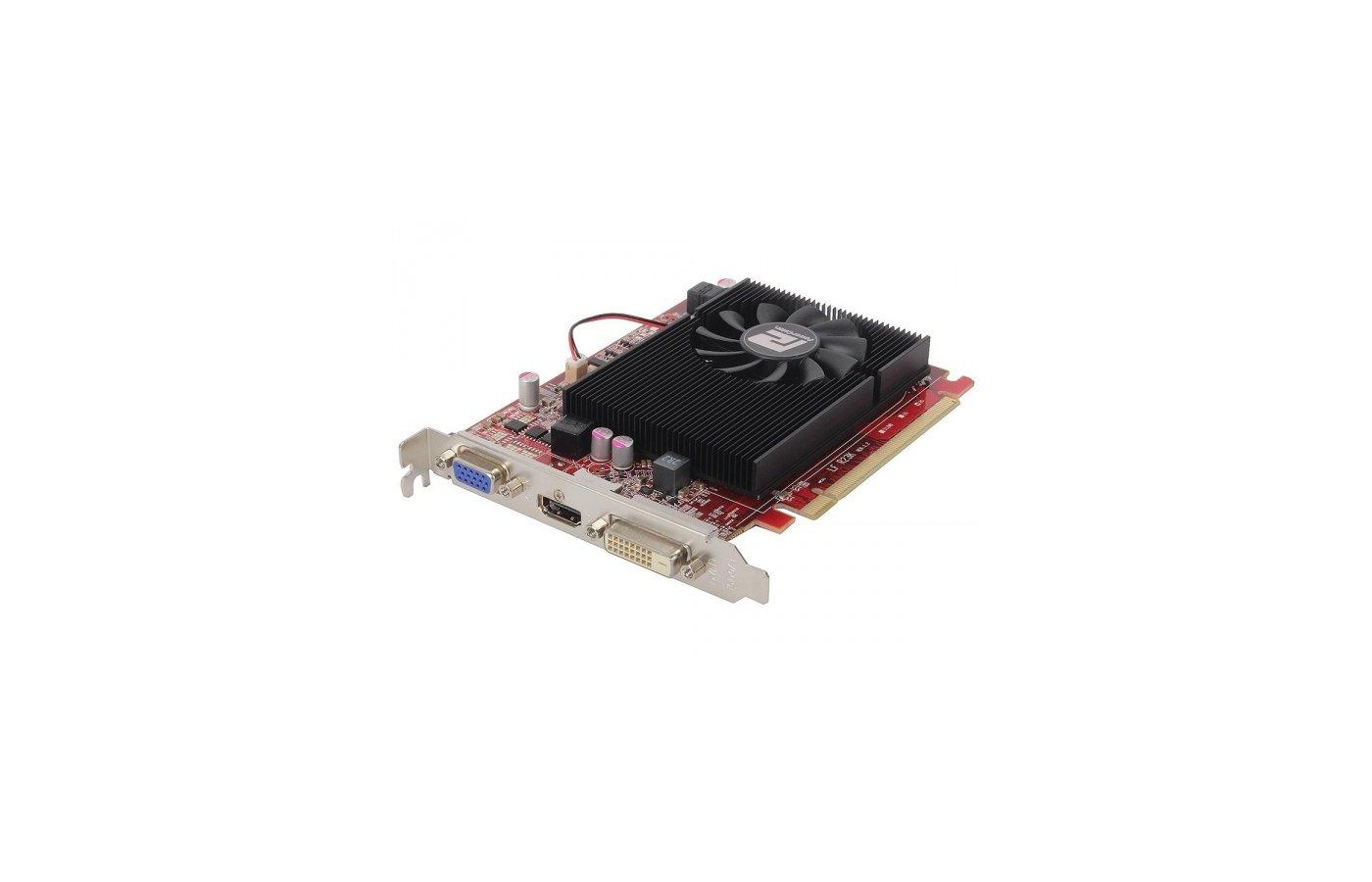 Видеокарта PowerColor PCI-E AXR7 240 2GBK3-HV2E/OC AMD Radeon R7 240 2048Mb 128bit oem