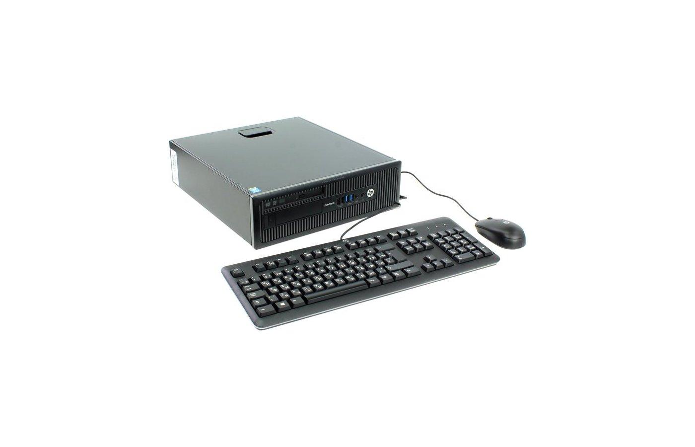 Системный блок HP EliteDesk 800 /J0F02EA/