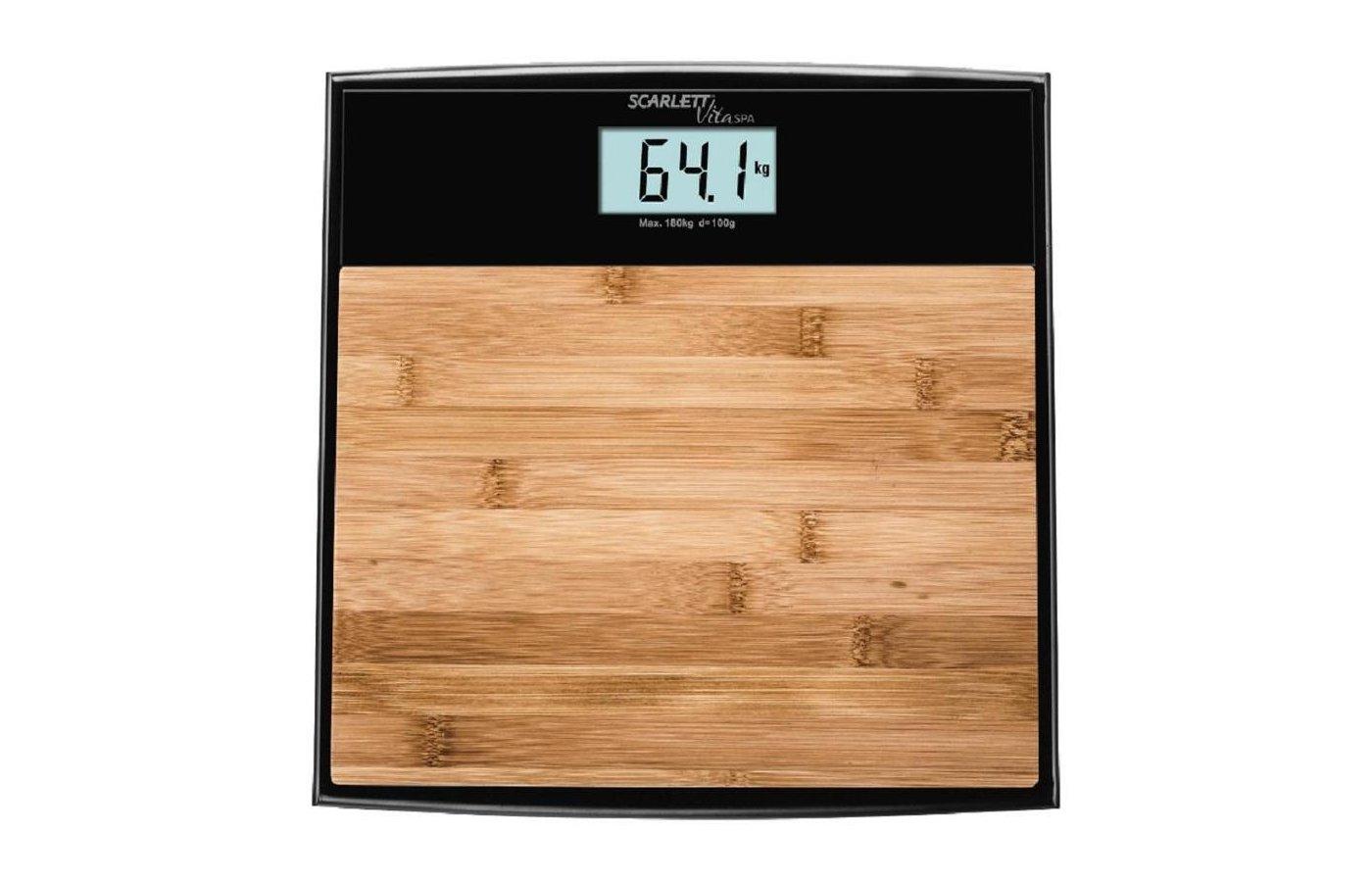 Весы напольные Scarlett SC-BS33E064