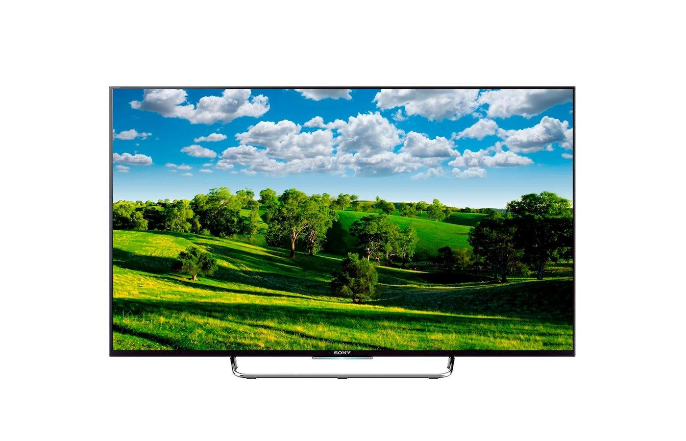3D LED телевизор SONY KDL-50W808C