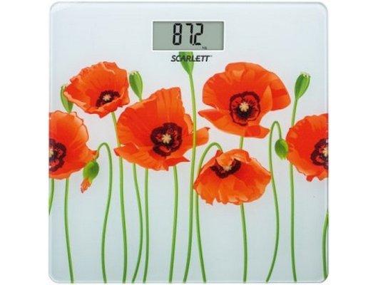 Весы напольные Scarlett SC-BS33E074