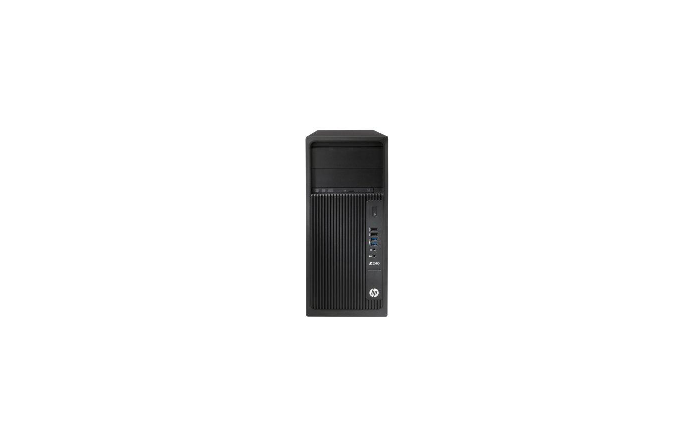 Системный блок HP Z240 MT /J9C12EA/