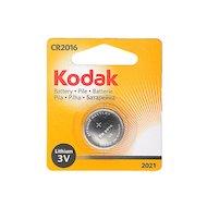 Батарейка Kodak CR2016-1BL 1шт.