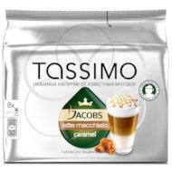 Фото капсулы для кофеварок TASSIMO Латте карамель