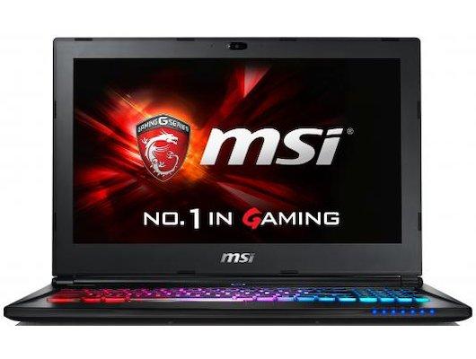 Ноутбук MSI GS60 6QE(Ghost Pro)-452XRU /9S7-16H712-452/