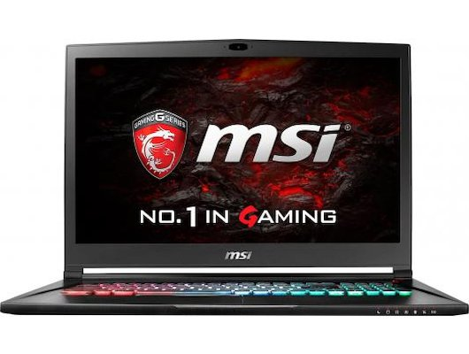 Ноутбук MSI GS73VR 6RF(Stealth Pro)-036RU /9S7-17B112-036/