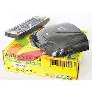 Фото DVB-T2 ресивер World Vision T38