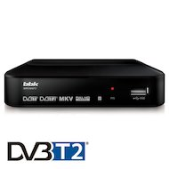 DVB-T2 ресивер BBK SMP018HDT2