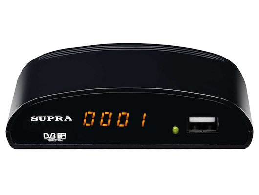 DVB-T2 ресивер Supra SDT-83