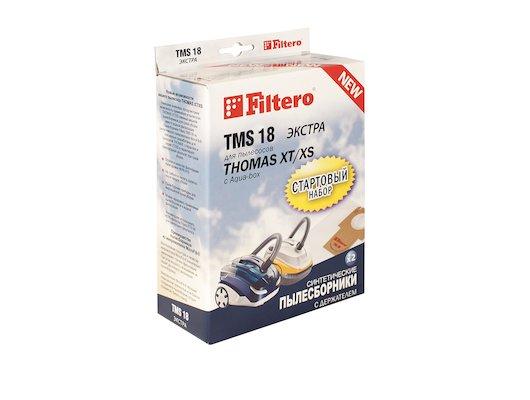 Пылесборники FILTERO TMS 18 (2+1) стартовый набор для THOMAS