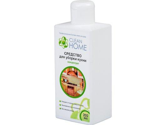 Инвентарь для уборки CleanHome Ср-во д/уборки кухни концентр 200 мл 411