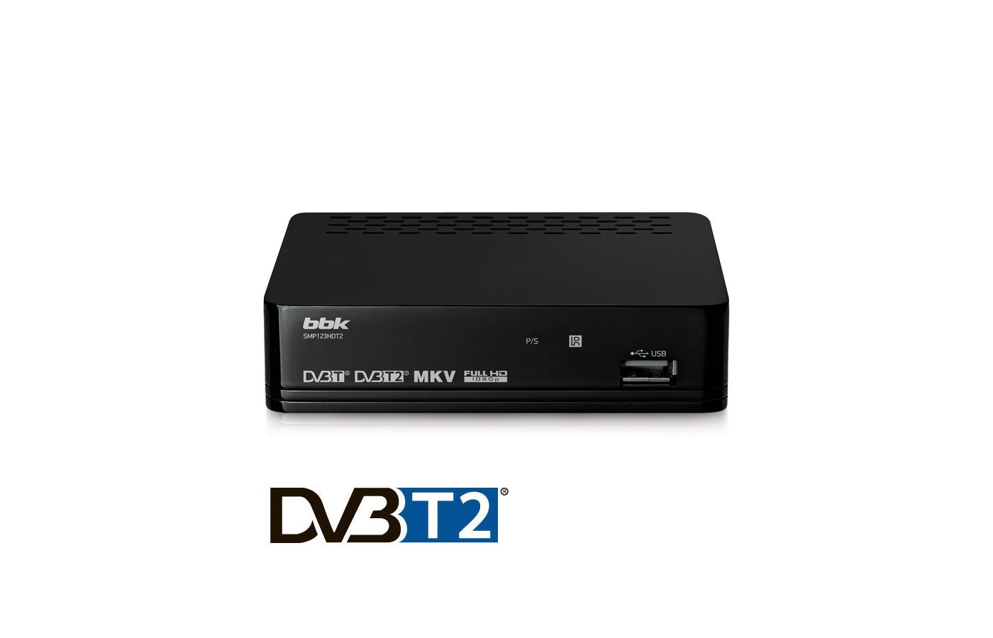 DVB-T2 ресивер BBK SMP123HDT2