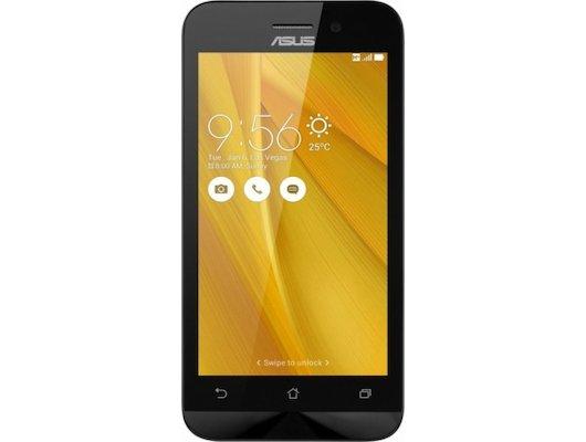 Смартфон ASUS ZB450KL Zenfone Go 8Gb silver