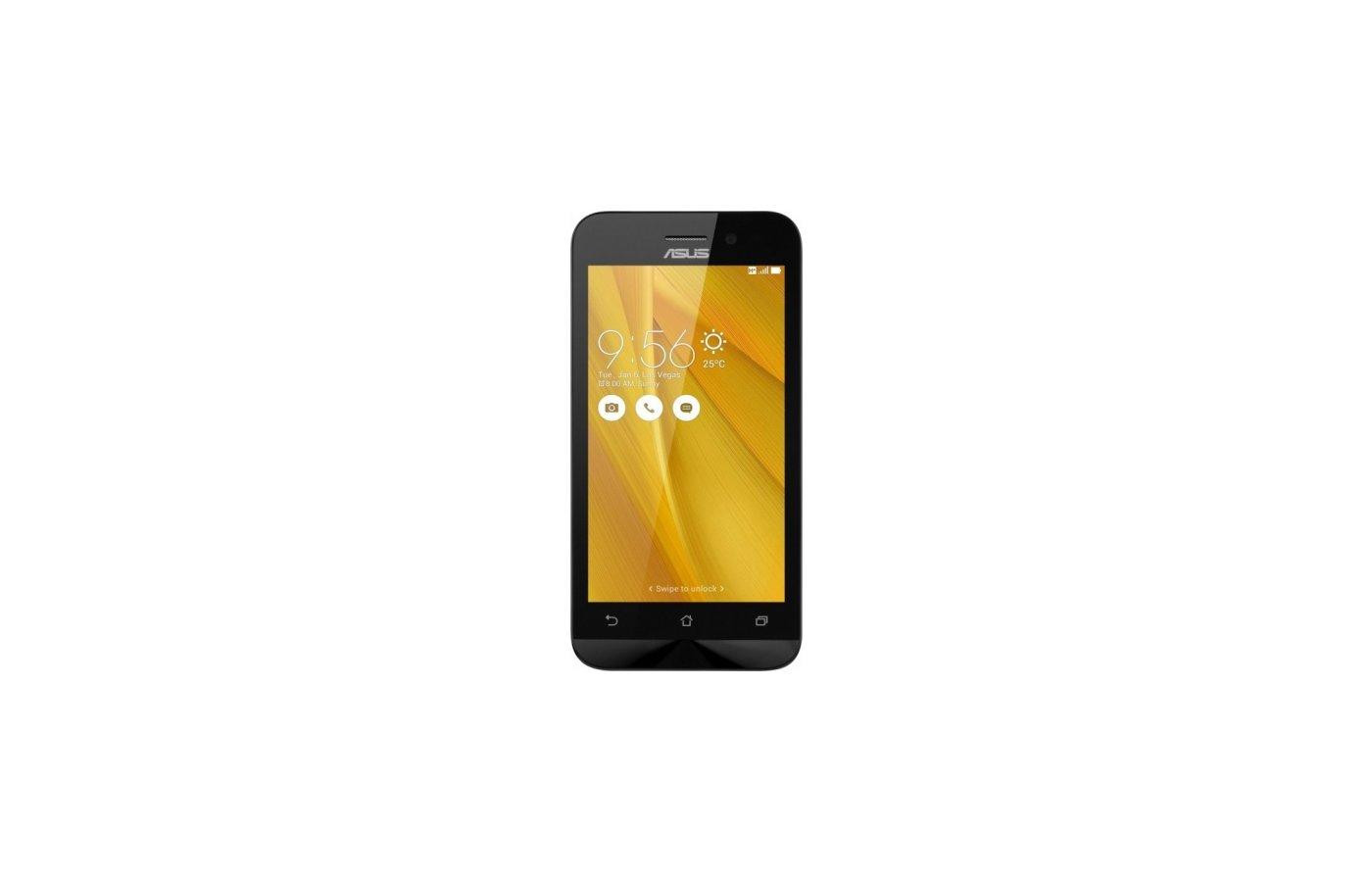 Смартфон ASUS ZB450KL Zenfone Go 8Gb gold