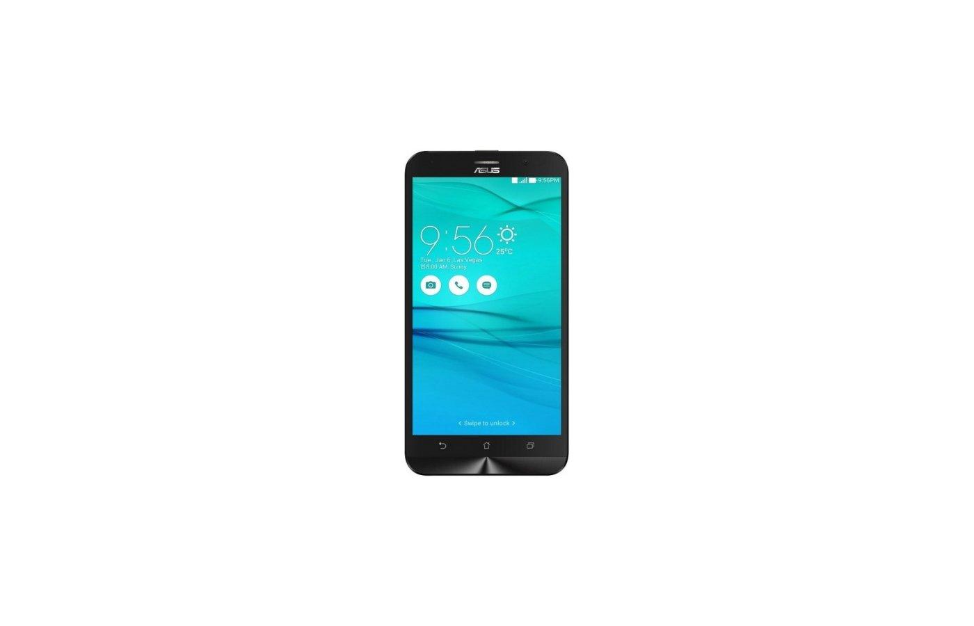 Смартфон ASUS ZB450KL Zenfone Go 8Gb black