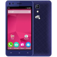Фото Смартфон Micromax Q424 BOLT Blue