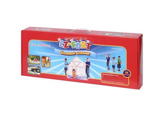 Конструктор EZ-Fort EZF1810-003 Палатка-конструктор Большой кемпинг