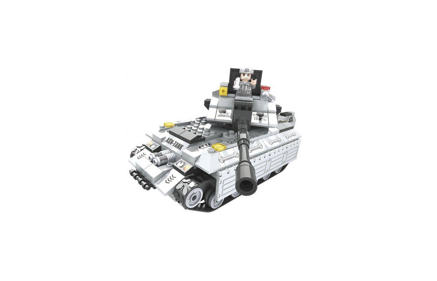 Конструктор AUSINI 22601 Армия. Тяжёлый танк