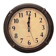 Фото Часы настенные 581-494 Часы настенные Валенсия 25х25см пластик 1xAA