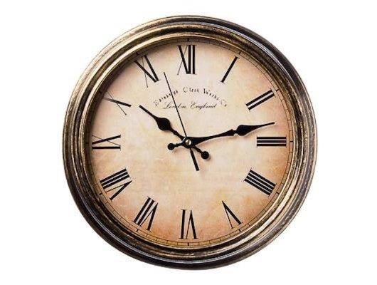 Часы настенные 581-546 Часы настенные Ретро