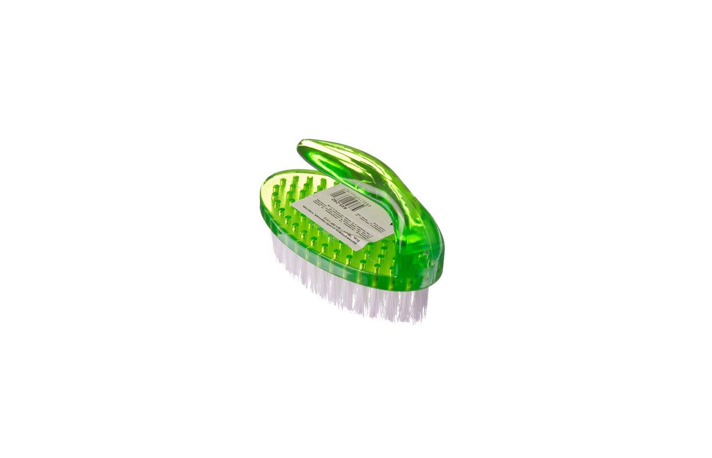 Инвентарь для уборки VETTA 445-292 Щетка-утюжок хозяйственная пластик 9см Миди арт.NP-1312