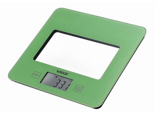 Весы кухонные VITESSE VS-615 GRN