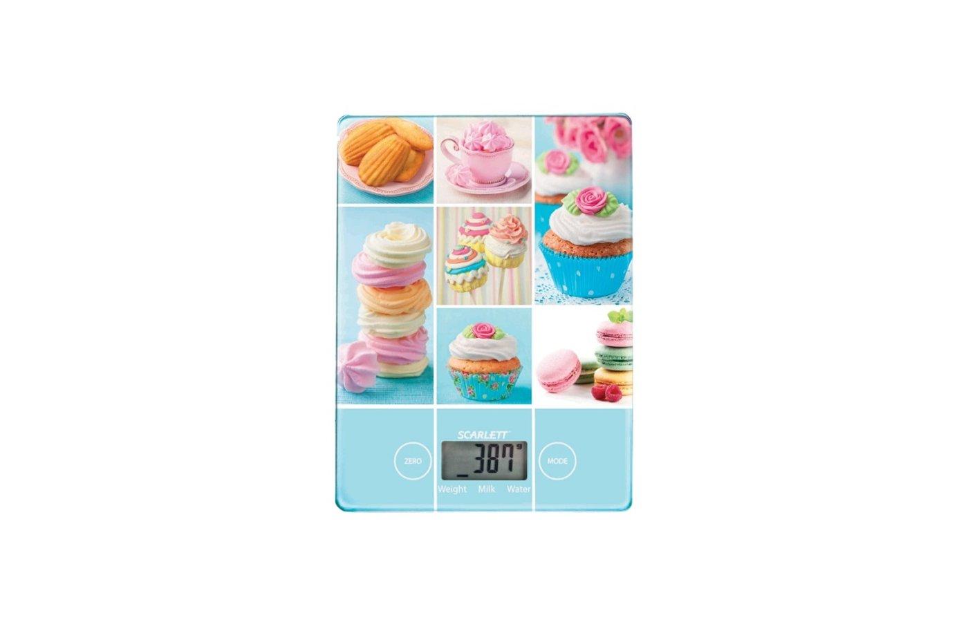 Весы кухонные Scarlett SC-KS57P05