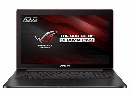 Ноутбук ASUS ROG G501VW-FI074T /90NB0AU3-M02120/