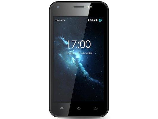 Смартфон Ginzzu S4020 Black